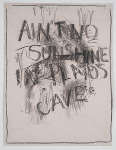 Ain't No Sunshine In Plato's Cave (For Nora), 2014